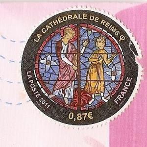 フランスNから切手20115