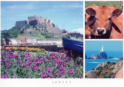ジャージー島からポストカード201311