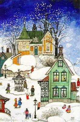 フィンランドLからクリスマス2013-1