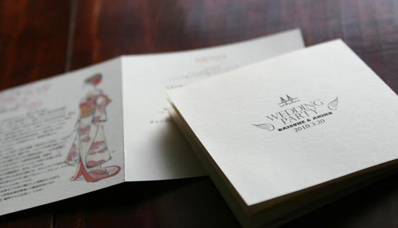 オンデマンド印刷でも質感のあるパンフレットが