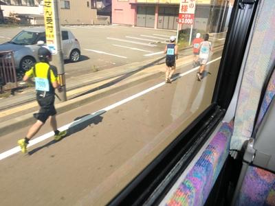 金沢の車窓から 9時46分