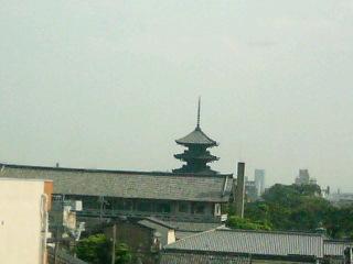 教王護国寺五重塔