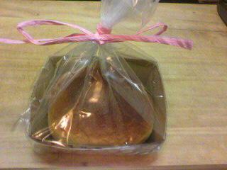 さな子さんのお手製パン