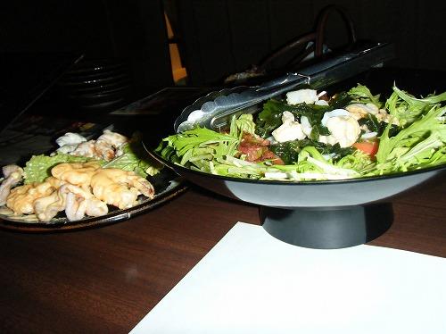 海老マヨ海鮮サラダ