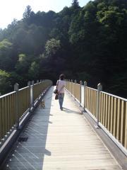 ぶらり香嵐渓