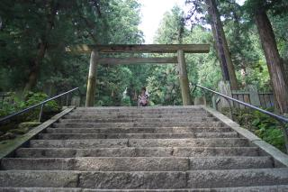 仁科神社②