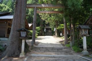 仁科神社①
