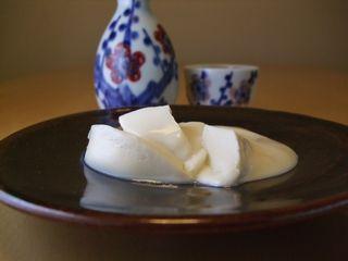 自家製豆腐_20101003 1