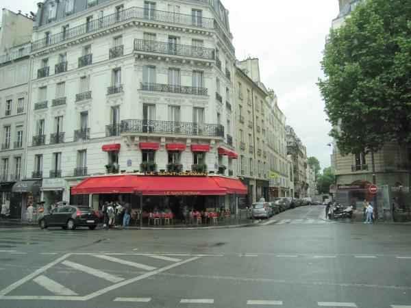 パリのルージュ