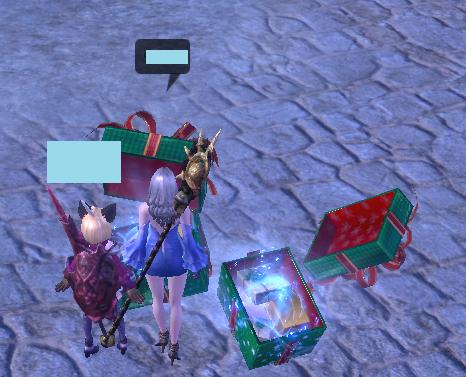 女神の宝箱イベント