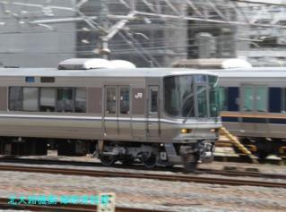 287系初撮影 12