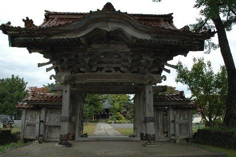浄福寺・唐門