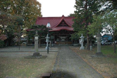私説/熊野神社