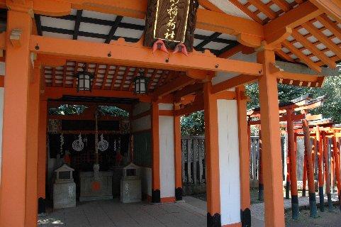 根津神社3