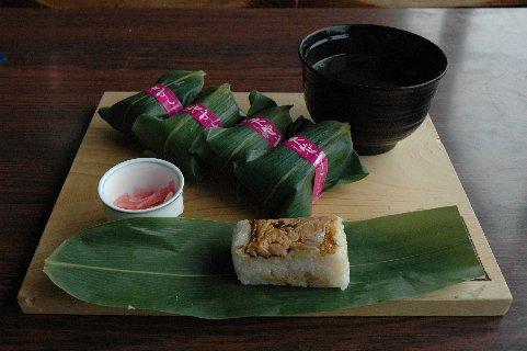 天笹の寿司