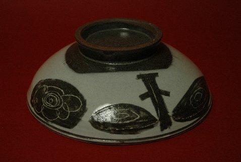 磁州窯平鉢