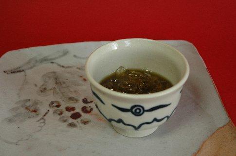 夢水織 抹茶