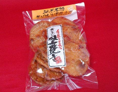 堅焼き煎餅