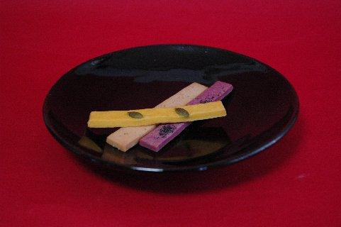 HaNaクッキー三種