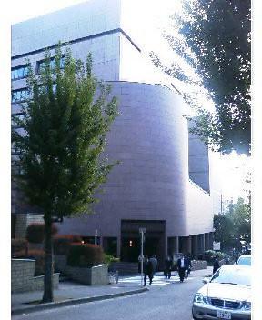 会場:中央大学駿河台記念館