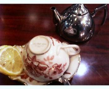 茶店・紅茶