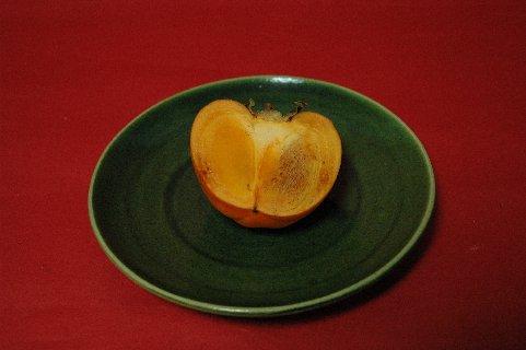 リファレンスの柿