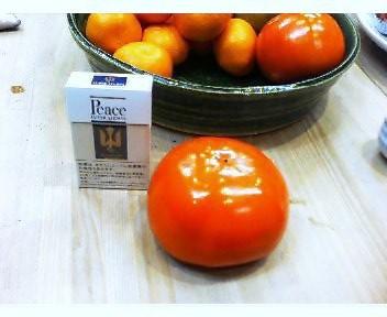 ジャンボ富有柿/355g