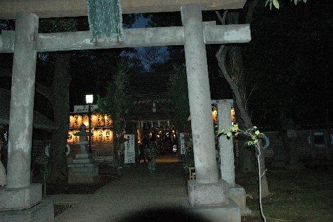 赤坂氷川神社・大祓式1