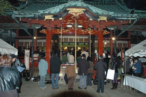 氷川神社・大祓式3