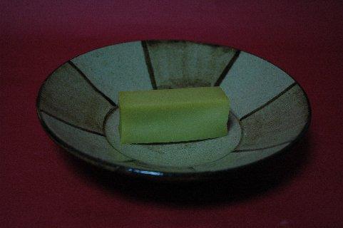 芋ようかん on   鉄絵皿