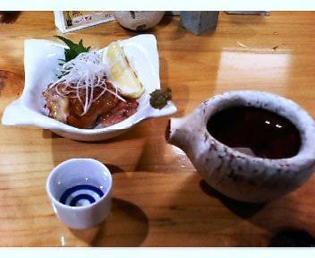 会津地鶏の塩焼き