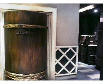 味噌バンク2階入り口