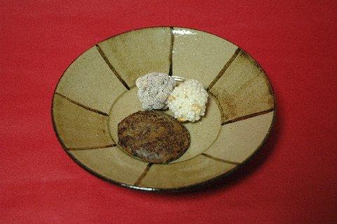 駄菓子Aon鉄絵皿