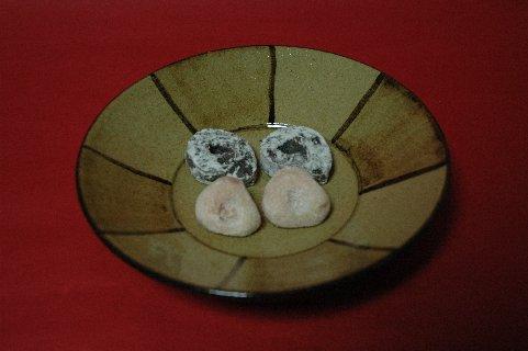 駄菓子Bon鉄絵皿