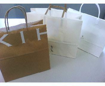 ホワイトデイの贈り物・袋