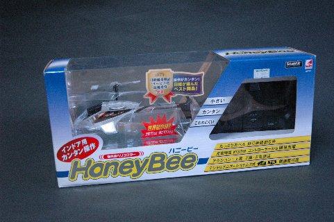 HoneyBee箱入り