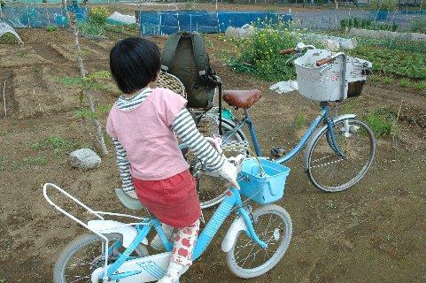 自転車通い