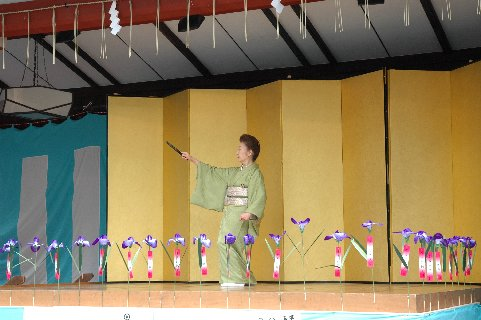 舞踊at水天宮