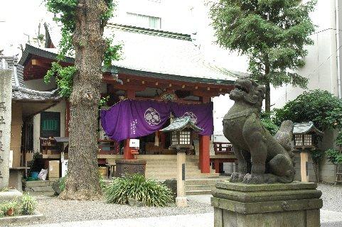 摂社日枝神社