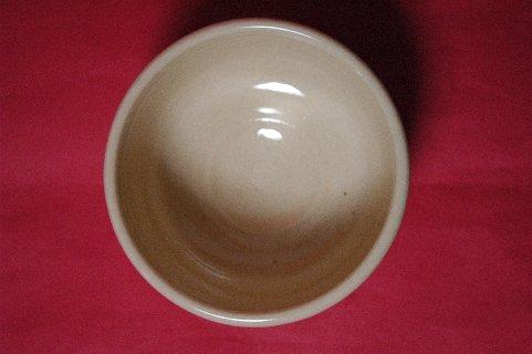 古清水風茶碗・見込み