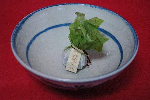 小倉ひねりin安南風鉢