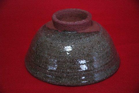 唐津茶碗・高台