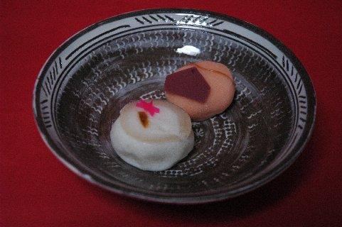 赤とんぼ、鳴子 in  三島平茶碗