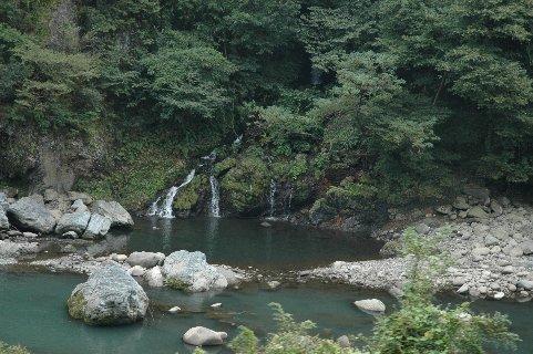 神戸駅~水沼駅の車窓の景色2