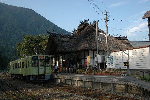 湯野上温泉駅2