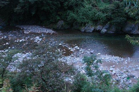 鉱毒の川の今