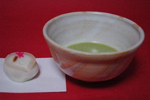 仁清風茶碗