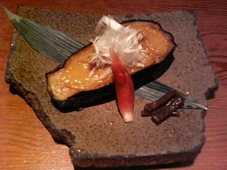 加茂茄子肉味噌