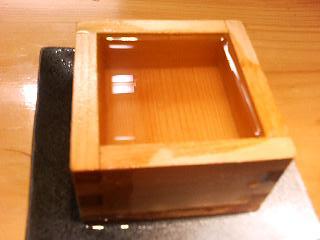 奈良満 純米酒 樽酒