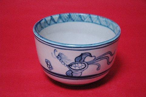 古曾部安南写し茶碗の写し・正面
